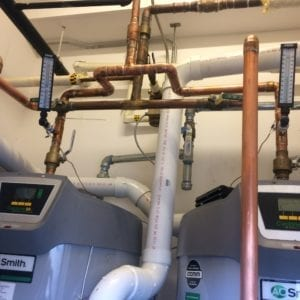 Water Heater and Installation