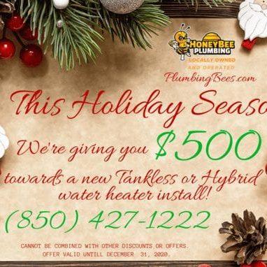 honeybee water heater